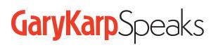 garykarpspeaks.com