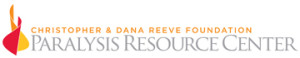 Christopher & Dana Reeve Paralysis Resource Center Logo
