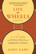 Life On Wheels Book Cover
